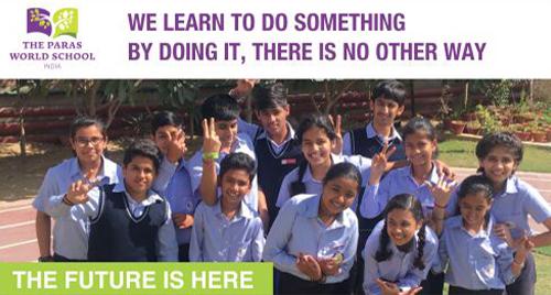 Paras World School India